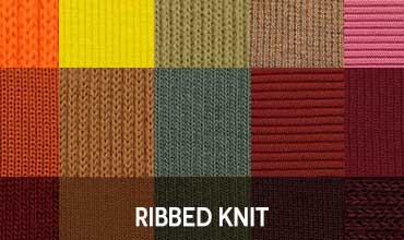 RIBBED KNIT