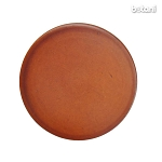 Shank Leather Button: BMJ07 L. Brown