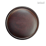 Shank Leather Button: BMJ23 MD. Brown