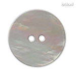 Mother Of Pearl Button: White