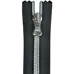 Metallic Coil Zipper S7 (T5)