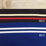 Ribbed Knit Stripe S5 / 40