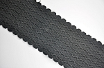 Ribbed Elastic: 60mm