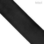 Flat Elastic : Black 50mm (2