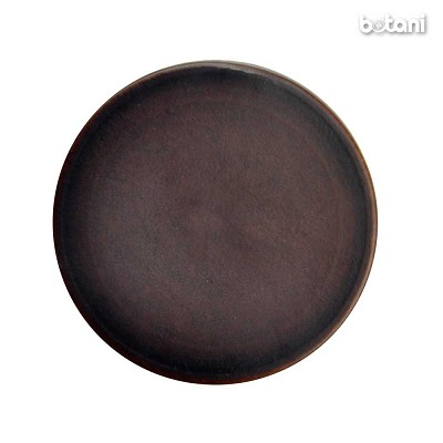 Shank Leather Button: BMJ07 MD. Brown