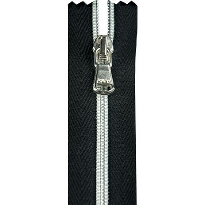 Metallic Coil Zipper S4 (T3)