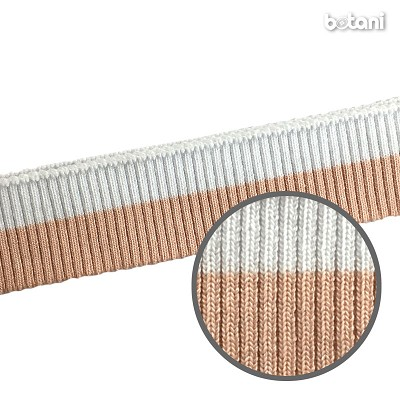 "YDDY1804-06: 1.25"" x 36"" Striped Rib Knit"