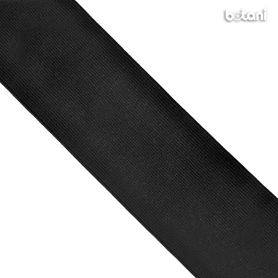 "Flat Elastic : Black 45mm (1 13/16"")"